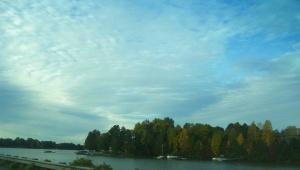 Morning Lake Norman 1